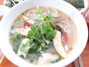 Bánh canh cá lóc bột gạo BaThao