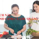 Cách nấu Bánh canh cá lóc Quãng Trị